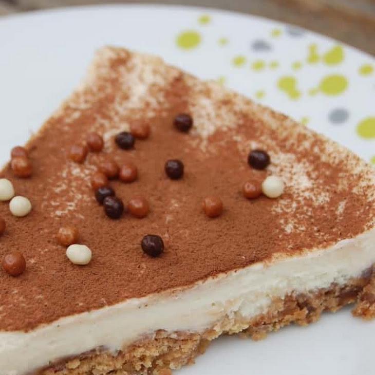 Granola and Galak Cheesecake Recipe