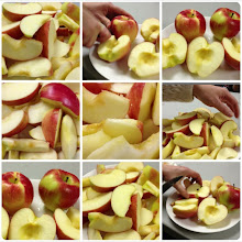 Photo: Apple fantasy #intercer #apple #apples #fruit #fruits #fresh #veggie #vegetarian #hand #hands #red #yellow #white #yummy #tasty #yum #food #plate #knife #pretty #beautiful #sweet #sugar - via Instagram, http://instagram.com/p/Zf9JSrJftH/