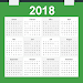 Festivos 2018 Icon