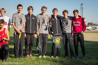 Photo: Awards: Varsity Boys - Division 2 - 1st Place: North Central JV 44th Annual Richland Cross Country Invitational  Buy Photo: http://photos.garypaulson.net/p660373408/e46037df4
