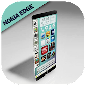 Wallpapers of Nokia Edge
