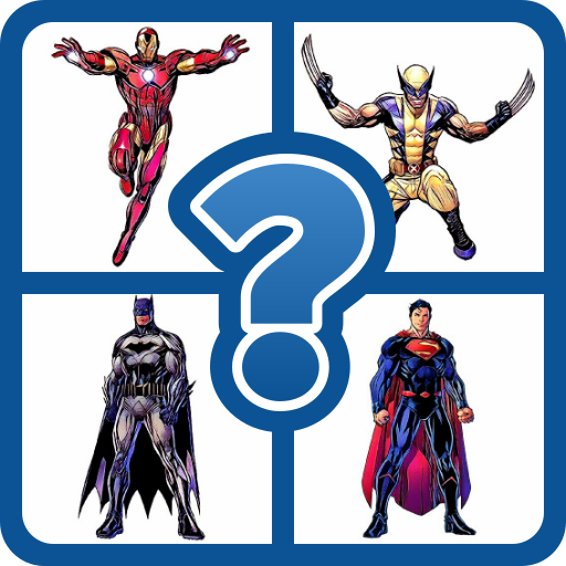 Ultimate Comics Quiz