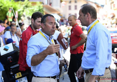 Tourorganisatie laat geen publiek meer toe bij aankomst etappes