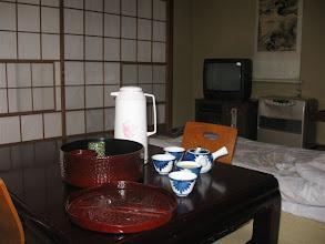Photo: hotelový pokoj