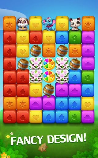 Happy Fruits Bomb - Cube Blast 1.8.3935 screenshots 15