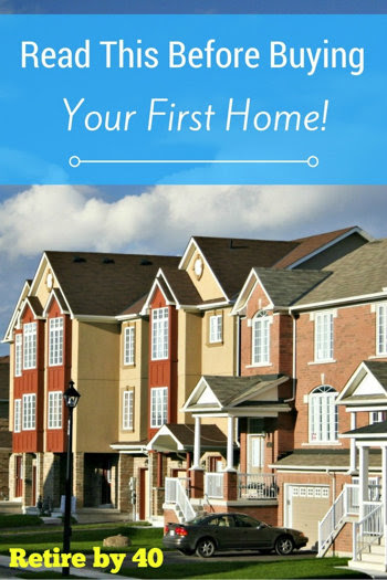 Read This Before Buying Your First Home