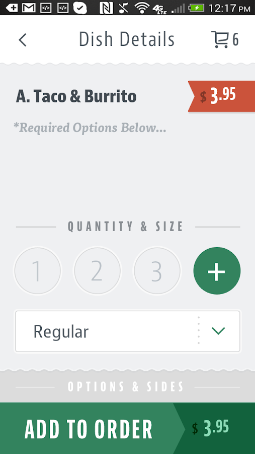 El Cazador Mexican Restaurant- screenshot