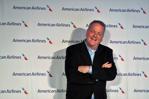 American Airlines' CEO attends wedding of Southwest flight attendant after viral meeting