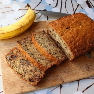 A Banana Bread That's Okay to Make Early