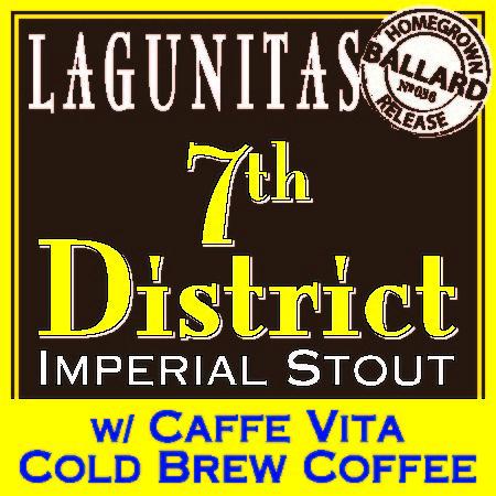 Logo of Lagunitas 7th District