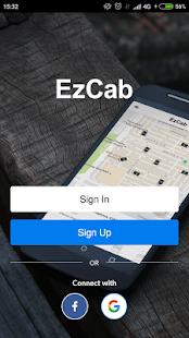 EzCab - náhled