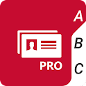 Business Card Reader Pro icon