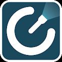 Shake Flashlight with ALERTS icon