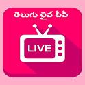 Telugu Live TV-Movies,Serials,News HD Free Guide icon