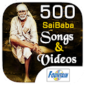500 Sai Baba Songs & Videos icon