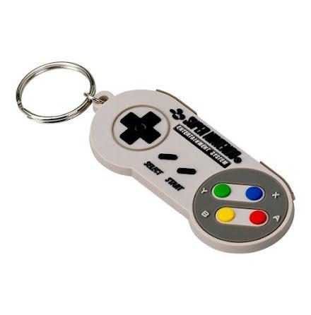 Nyckelring - Nintendo