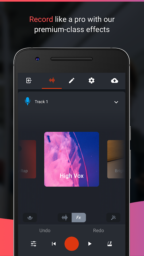 BandLab - Social Music Maker and Recording Studio- screenshot