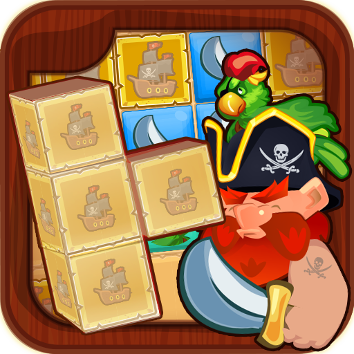 Block Puzzle Pirate 塊拼圖海盜的托爾圖加 解謎 App LOGO-硬是要APP