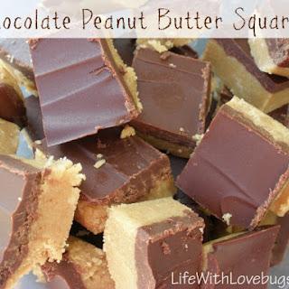 Peanut Butter Squares Recipe