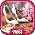 Hidden Objects Wedding Day Seek and Find Games icon