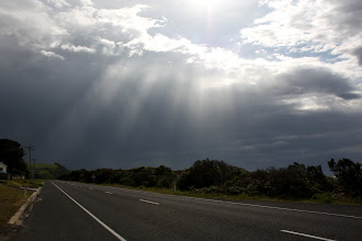 Photo: Year 2 Day 147 -  The Rays of the Sun Over the GOR