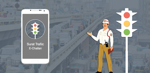 Surat Traffic E-Challan - Apps on Google Play
