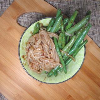 Low Calorie Noodle Stir Fry