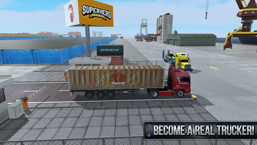 Truck Simulator 2017  screenshots 15