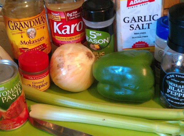 Preheat oven to 350.  First prepare sauce:  In saucepan with butter saute vegetables until...