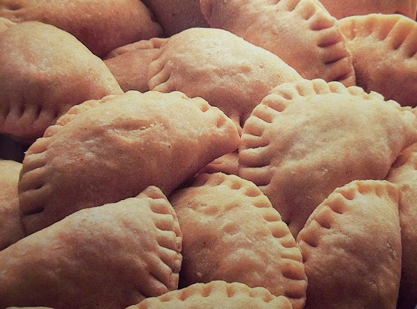 Creamy Chicken Filled Turnovers Recipe