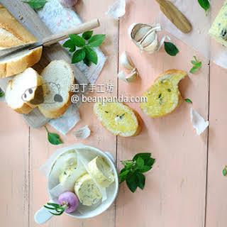 Homemade Garlic Butter Recipe ( from scratch ).