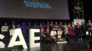 Gala de los premiso Andalucía Emprende 2019