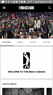 NBA G League- screenshot thumbnail
