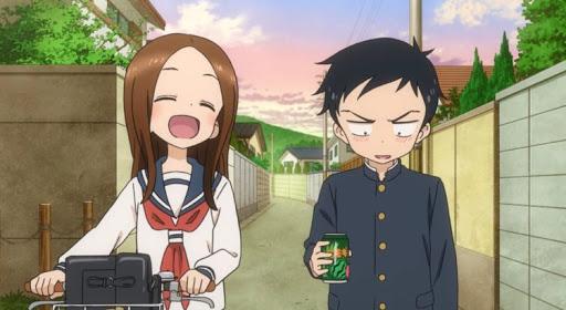 Karakai Jouzu no Takagi-san (Skilled Teaser Takagi-san) Episode 4 | Anime  With Japanese Subtitles | Watch Anime Learn Japanese | Animelon
