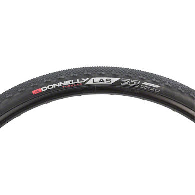 Donnelly Sports LAS Tubular Tire: 700 x 33 Black