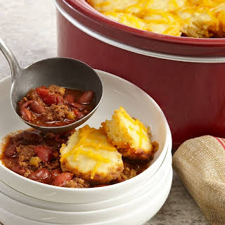 Slow Cookers Tamale Pie.