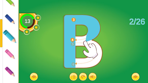 Letter Game for Children learn alphabet for kids cheat hacks