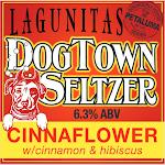 Lagunitas Dogtown Seltzer Cinnaflower