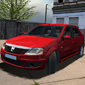 Prado Sandero - New 3D City Car Driving Game 2017