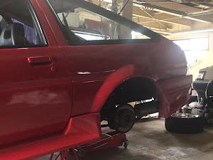 スプリンタートレノ AE86 最終型GTVのカスタム事例画像 はちのりさんの2019年10月14日22:34の投稿