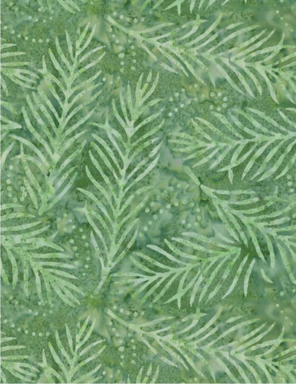 Delicate Fronds Lt. Green (11557)