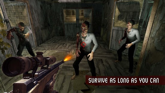 Ultimate Zombie City Shooting - Last Survival 2018 - náhled