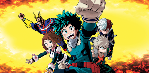 Descargar Boku No Hero Academia Wallpaper Para Pc Gratis