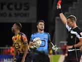 Faycal Rherras suspendu contre Bruges