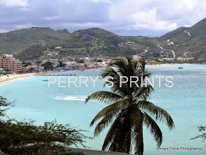 Photo: Leaving St. Maarten and going to the French side of the island.