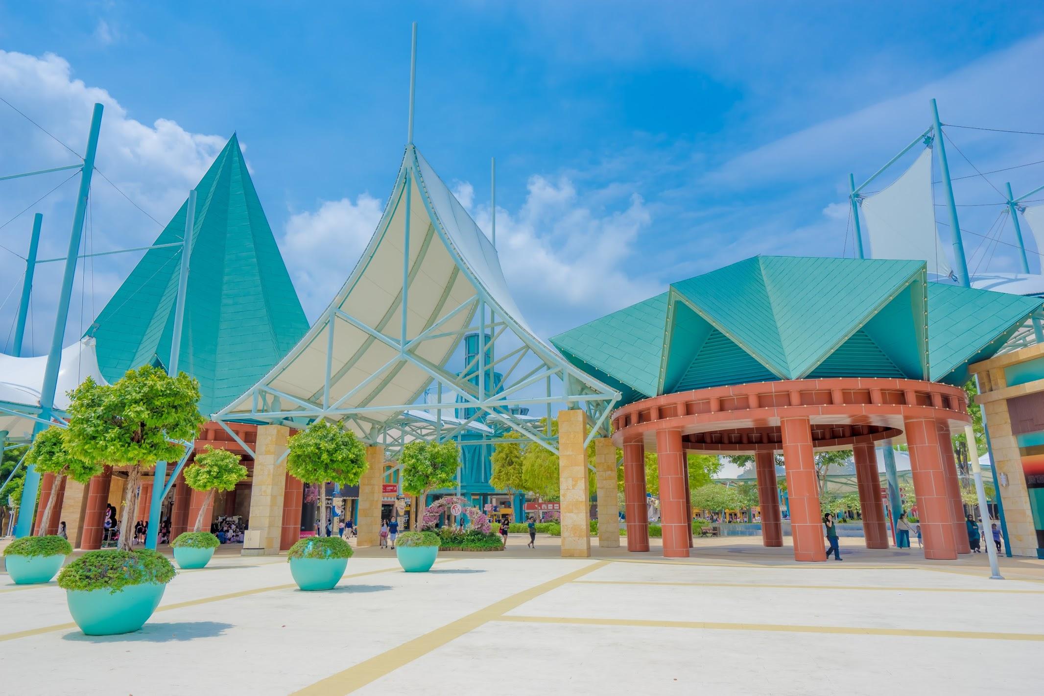 シンガポール リゾート・ワールド・セントーサ1