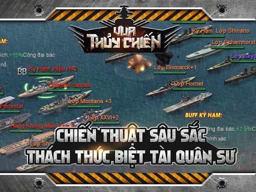 Vua Thu1ee7y Chiu1ebfn : Truy Ku00edch Tru00ean Biu1ec3n 1.0.12 13