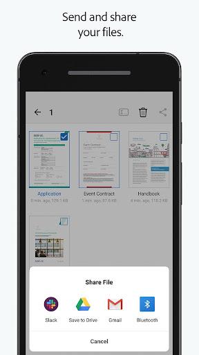 Adobe Fill & Sign: Easy PDF Doc & Form Filler. 1.5.0 Apk for Android 5