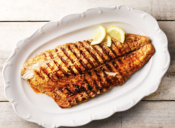 Yummly personalized recipe recommendations and search for Buffalo fish taste