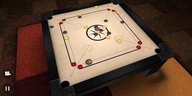 Carrom Club 3D FREE ( CARROM BOARD GAME ) 2